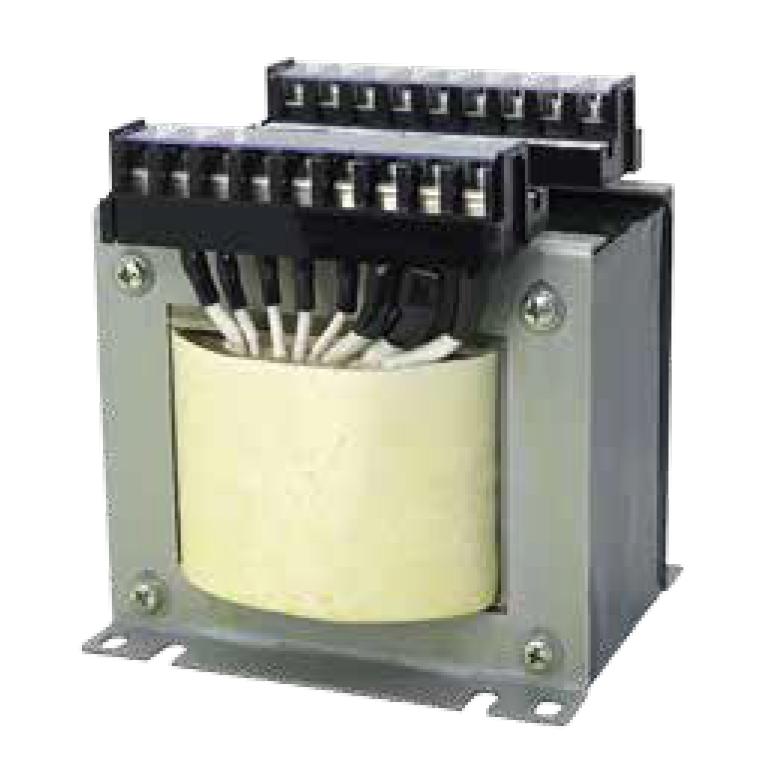 単相変圧器